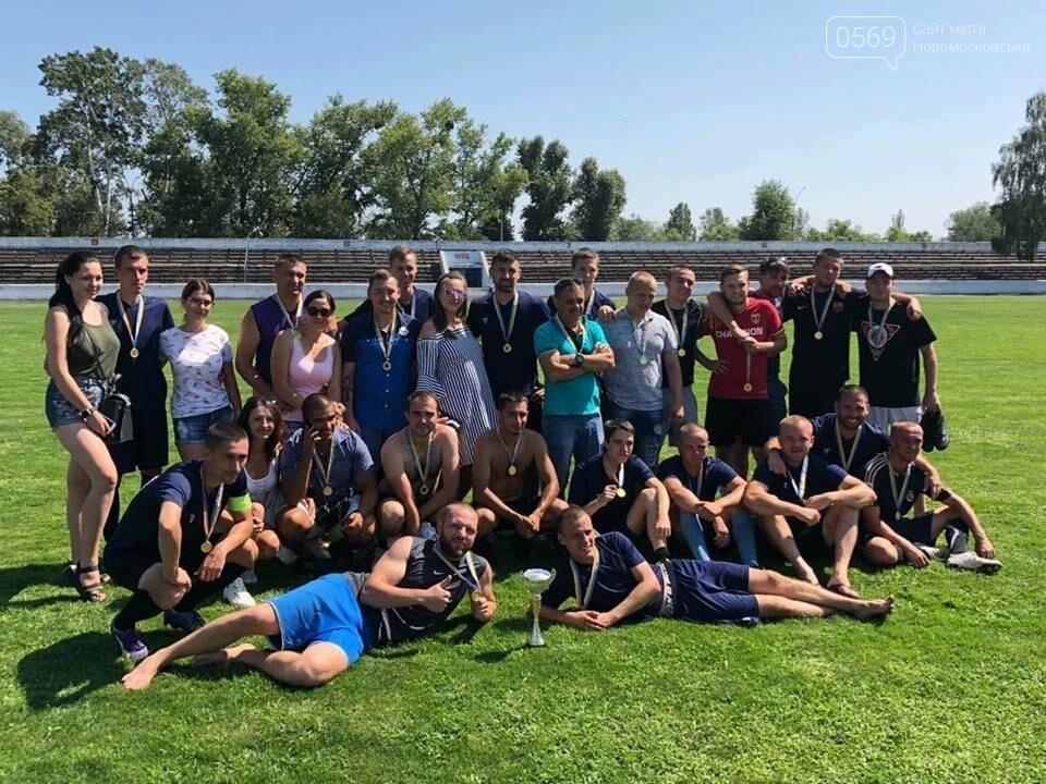 «Гвардійський легіон» став володарем районного Кубку переможців з футболу, фото-3