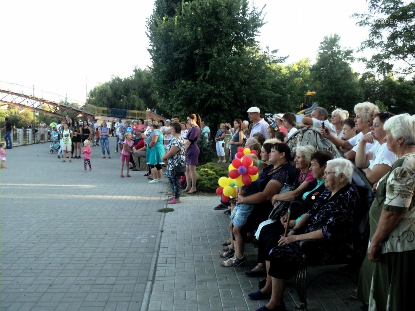 Новомосковці відсвяткували День Незалежності, фото-2