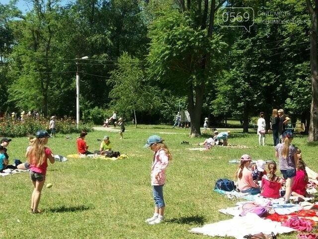 У пришкільних таборах Новомосковська відпочили понад 2 тисячі дітей, фото-1