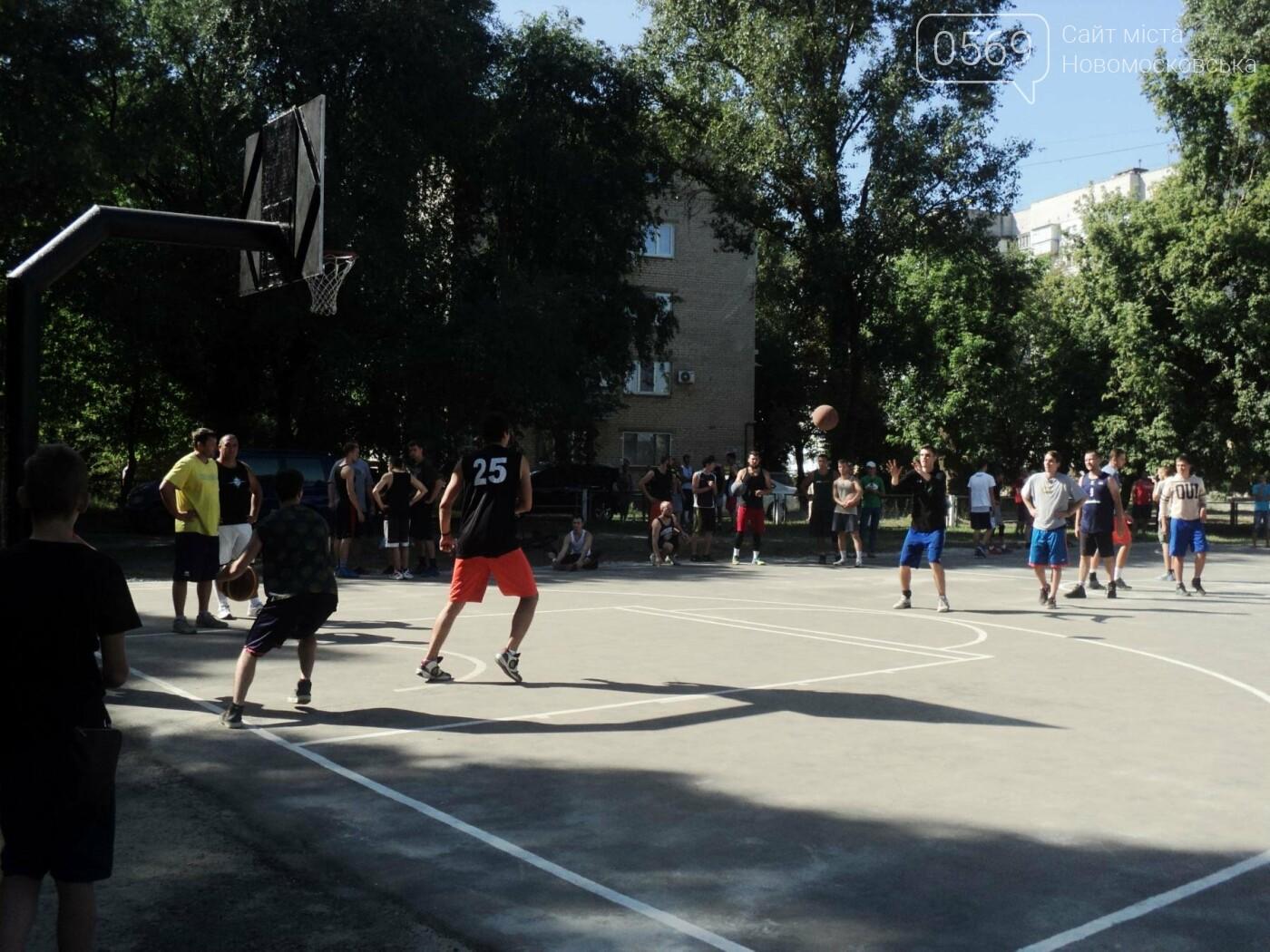 В Новомосковську пройшов міський турнір зі стрітболу, фото-3