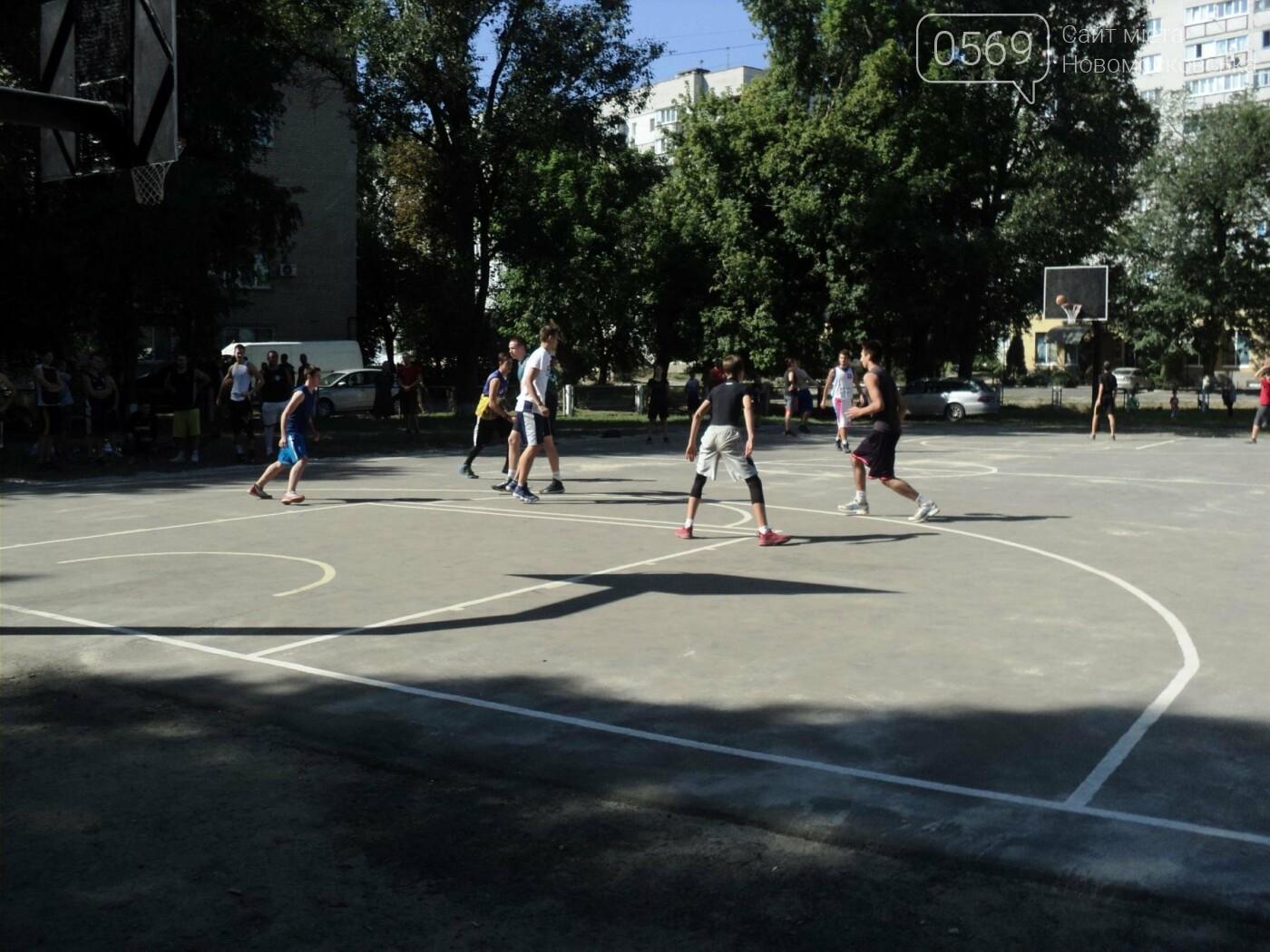 В Новомосковську пройшов міський турнір зі стрітболу, фото-5