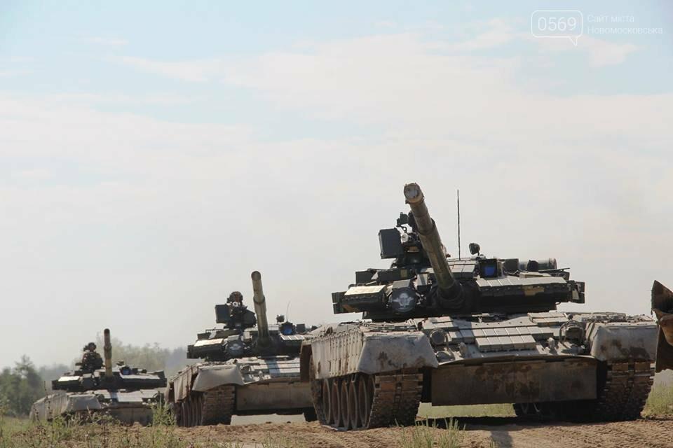 Танкісти 25-ї бригади стали кращими в Десантно-штурмових військах ЗСУ, фото-2