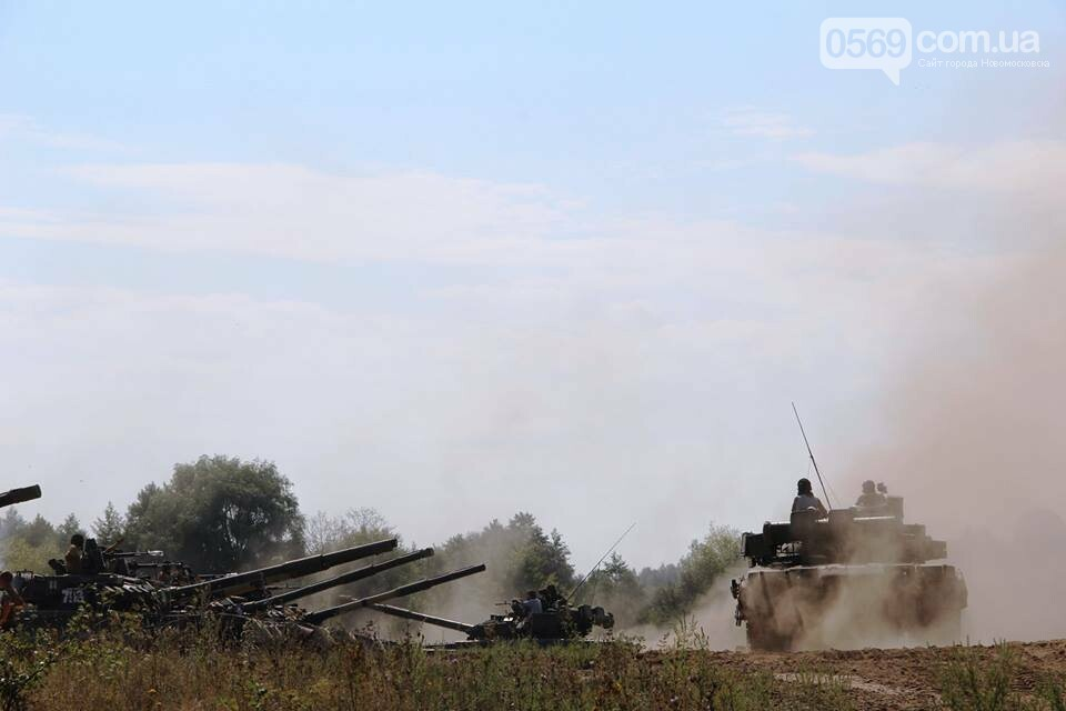 Танкісти 25-ї бригади стали кращими в Десантно-штурмових військах ЗСУ, фото-1
