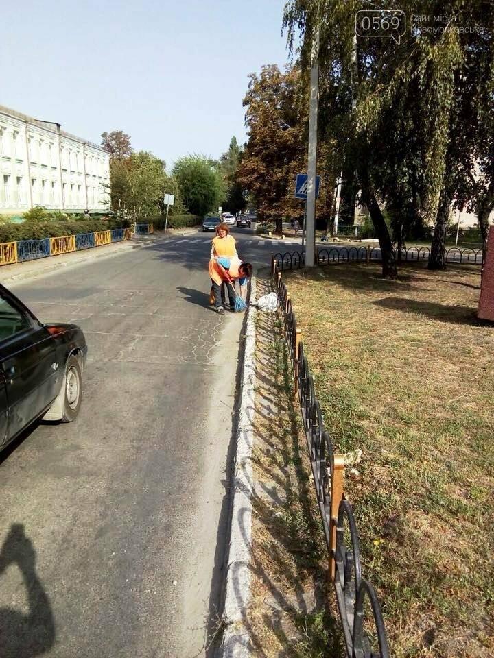 В Новомосковську пройшло «велике прибирання», фото-4