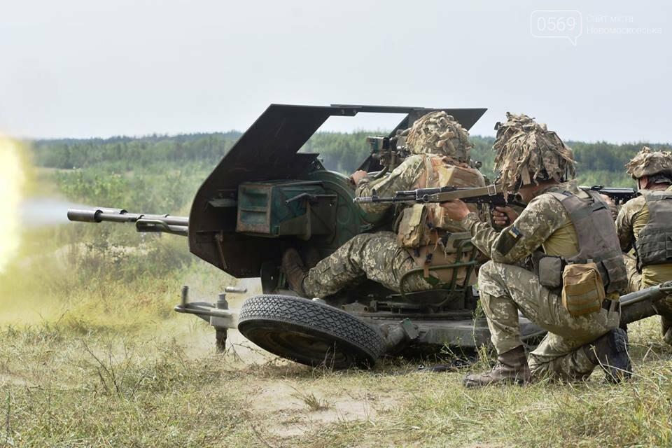 Зенітний розрахунок 25-ї бригади став переможцем змагань підрозділів протиповітряної оборони десантно-штурмових військ, фото-2