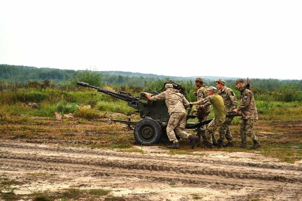 Зенітний розрахунок 25-ї бригади став переможцем змагань підрозділів протиповітряної оборони десантно-штурмових військ, фото-3