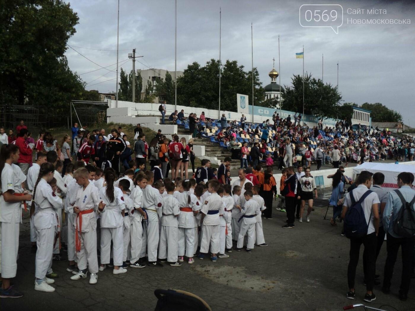 В Новомосковську відсвяткували День фізкультури та спорту, фото-5
