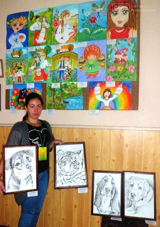 Новомосковські майстри мистецтв та творчості стали учасниками Богуславського молодіжного форуму, фото-1
