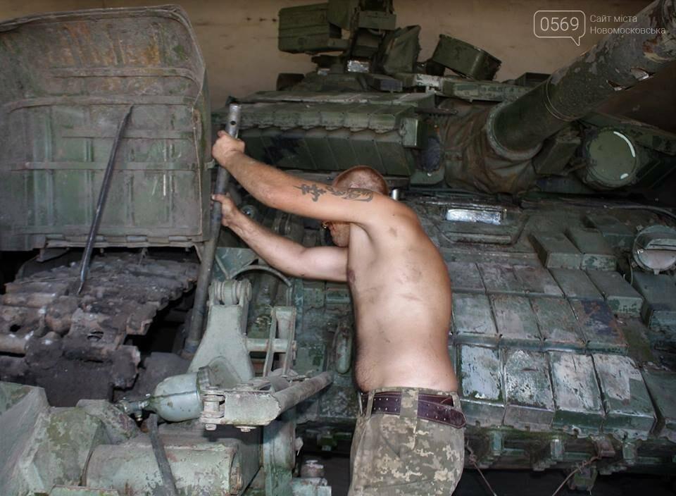 Бійці 93-ї бригади готуються повернутися в зону ООС, фото-1