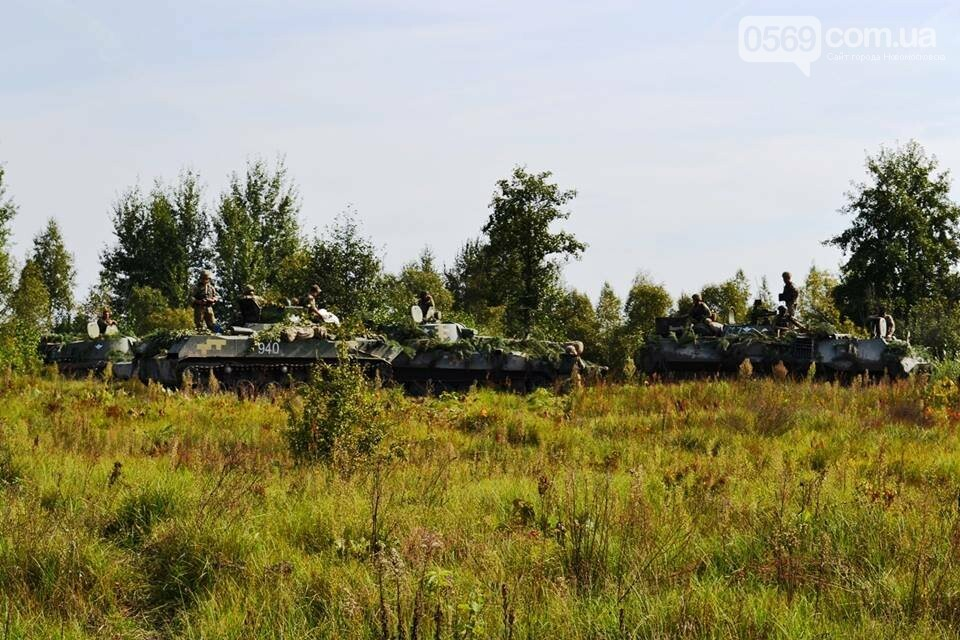 Артилеристів  військової частини з Новомосковщини визнали кращими в десантно-штурмових військах, фото-4