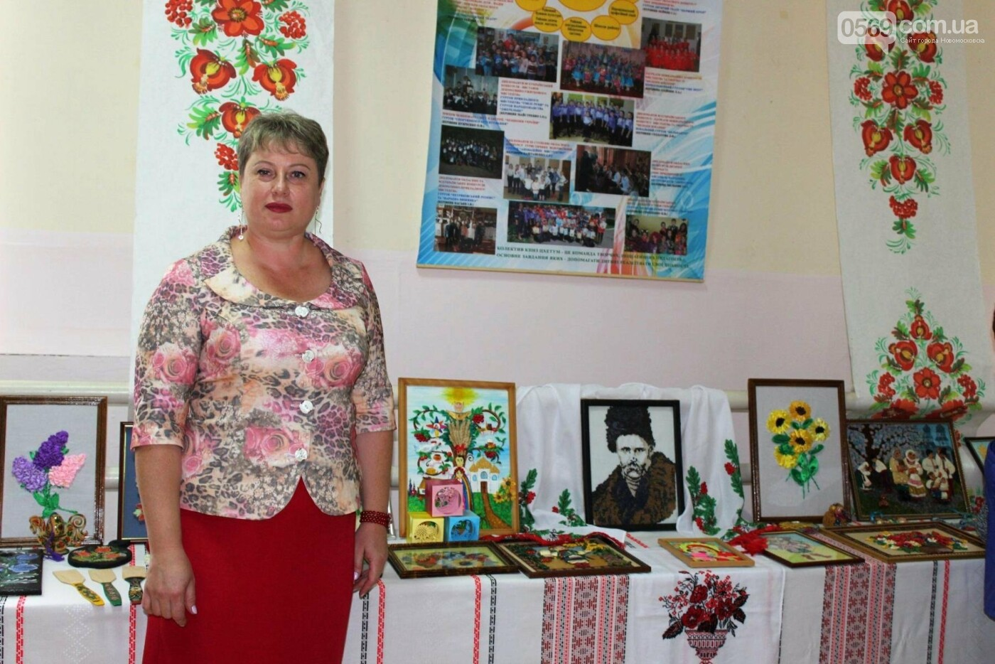 В Перещепинському Будинку школяра відкрили 62 творчий сезон, фото-3