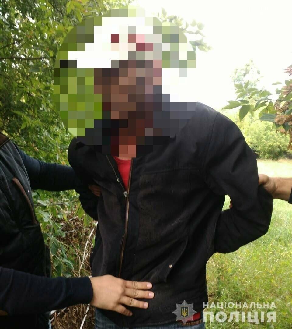 У Новомосковську затримали торговця зброєю, фото-1
