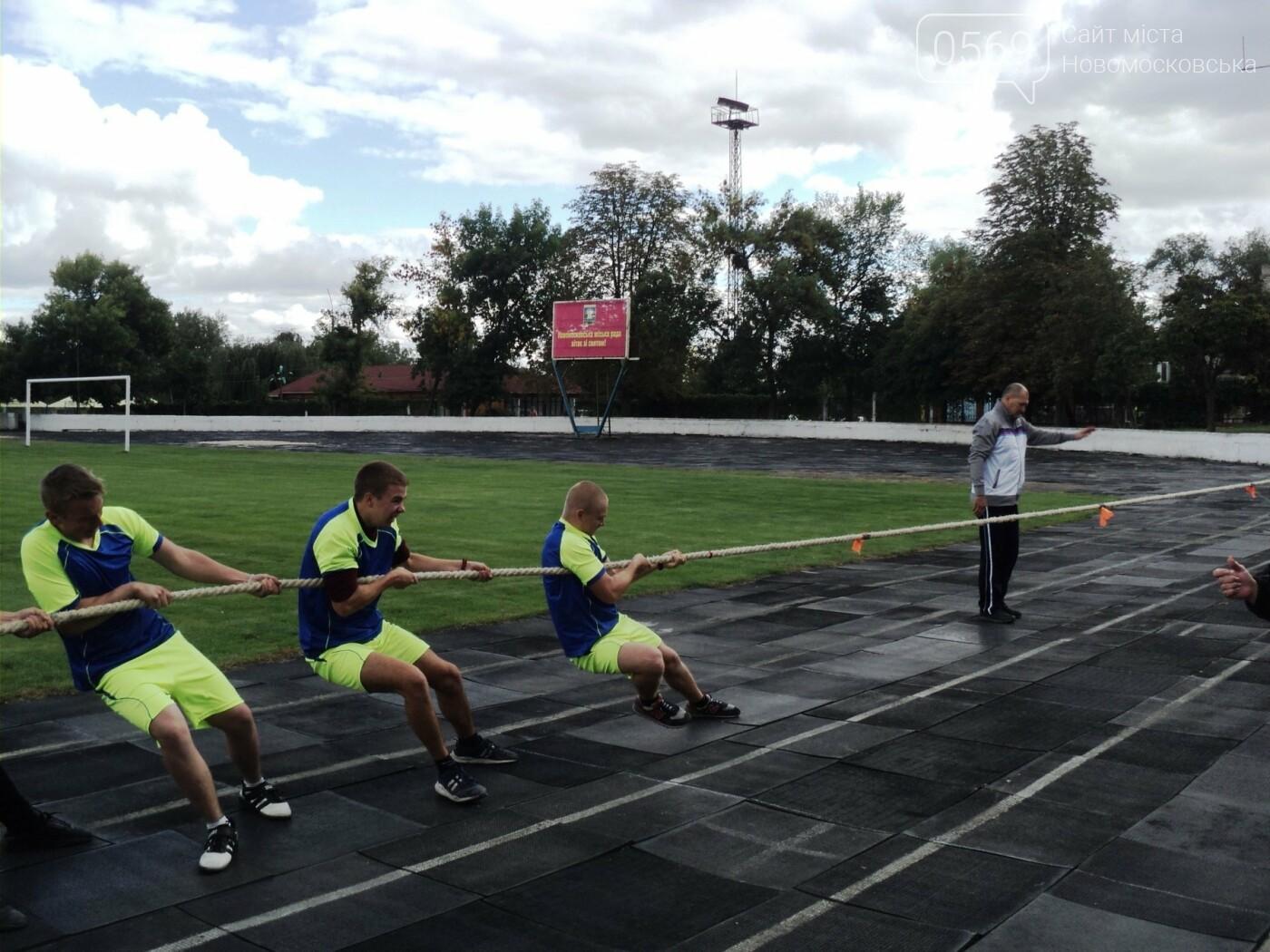 В Новомосковьку пройшов студентський силовий турнір, фото-4