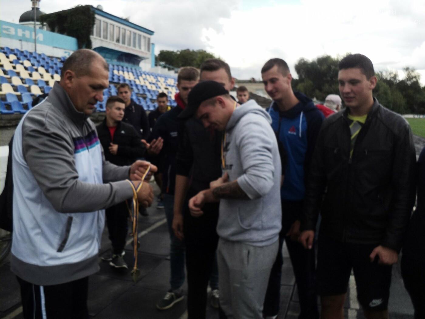 В Новомосковьку пройшов студентський силовий турнір, фото-5