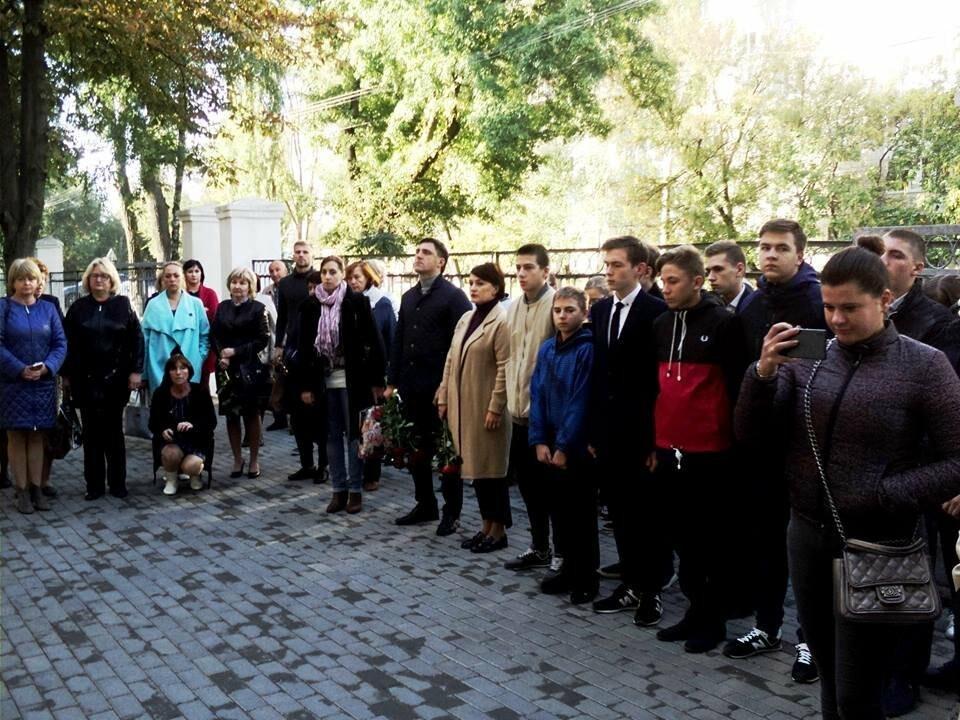 В Новомосковську вшанували пам'ять загиблого в АТО воїна, фото-5