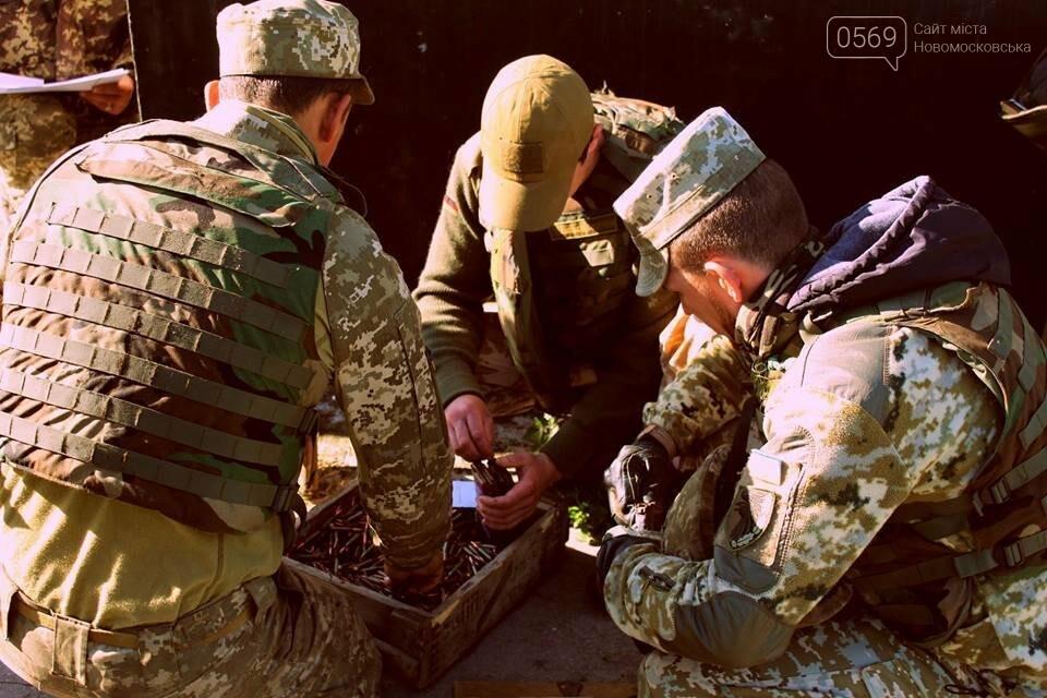 Бійці 93-ї бригади готуються до повернення в зону бойових дій, фото-2