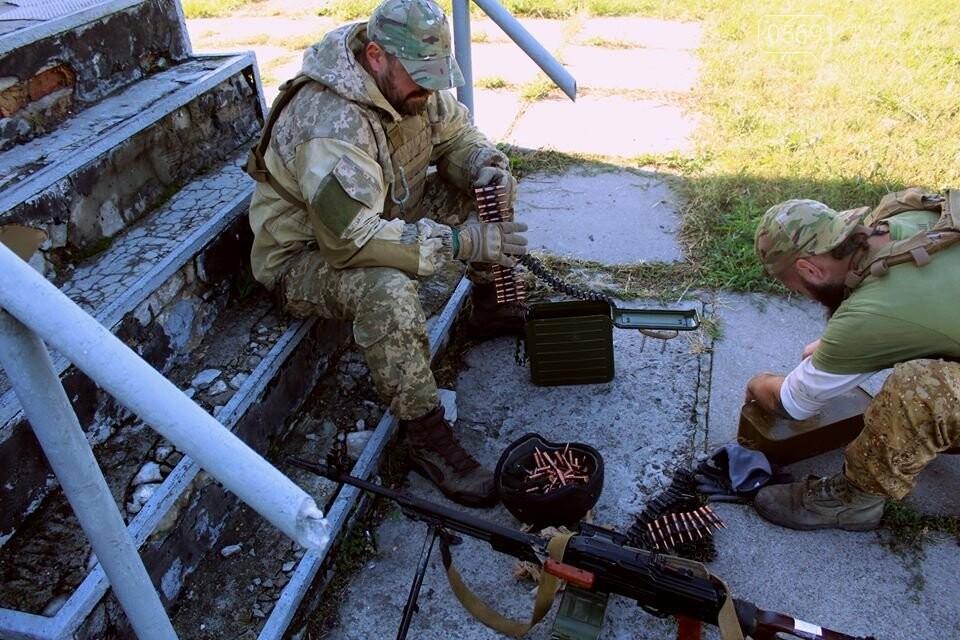 Бійці 93-ї бригади готуються до повернення в зону бойових дій, фото-4