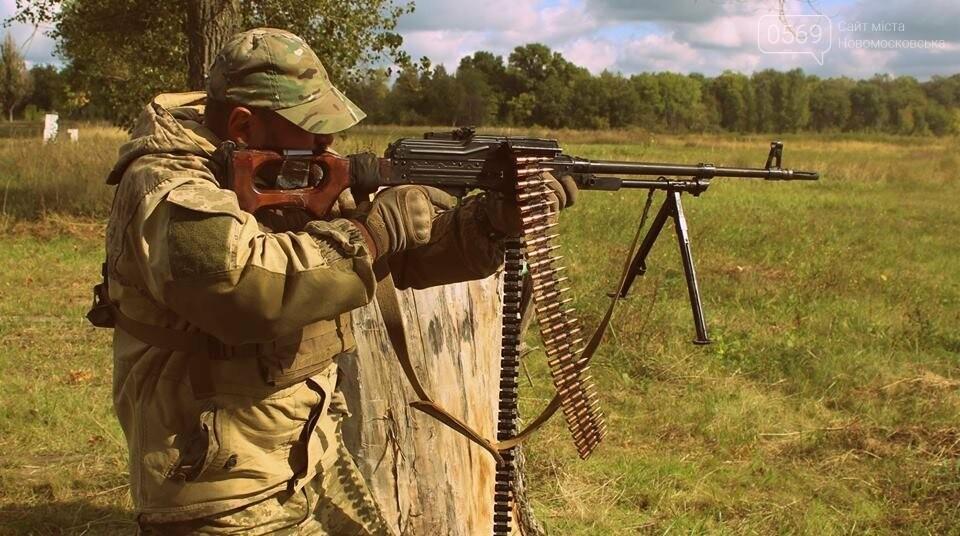 Бійці 93-ї бригади готуються до повернення в зону бойових дій, фото-1