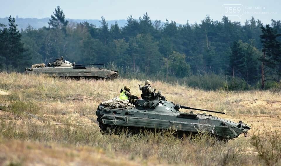 На Новомосковщині завершилися навчання десантників, фото-3