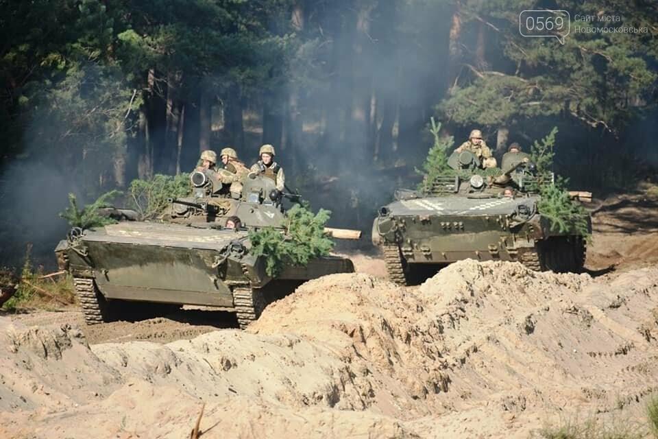 На Новомосковщині завершилися навчання десантників, фото-4