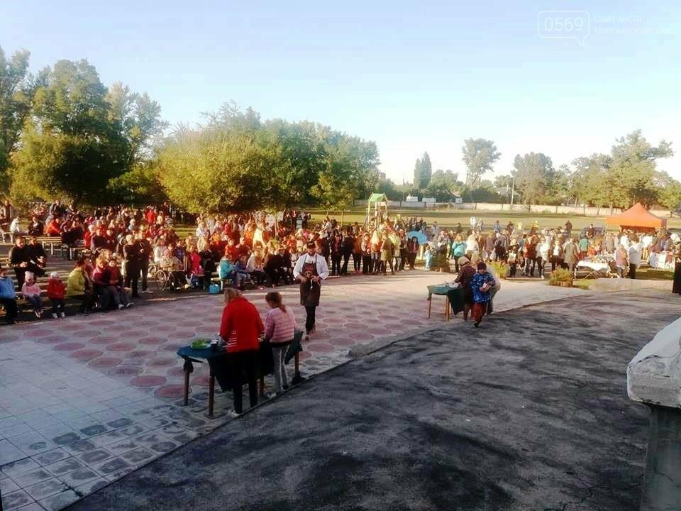 В Новомосковську пройшло Свято борщу, фото-3