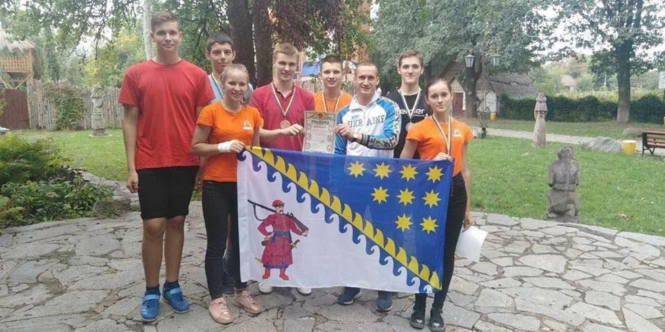 Гирьовики Піщанки посіли 2 місце на Чемпіонаті України, фото-1