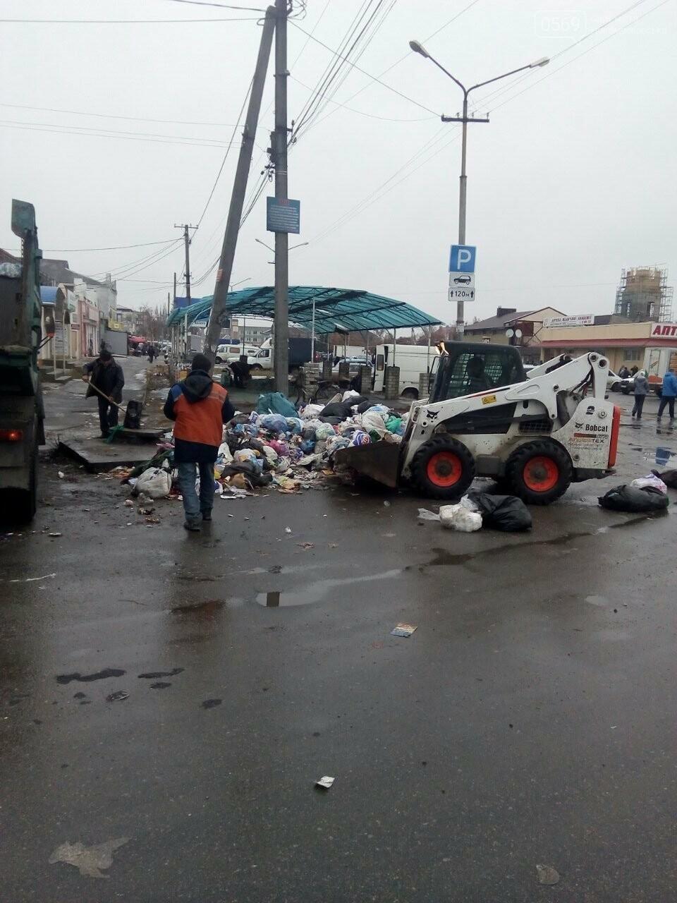 На трьох вулицях Новомосковська прибрали стихійні сміттєзвалища, фото-3