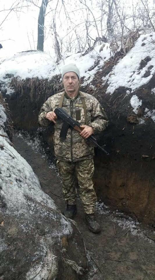 93-я бригада втратила бійця в зоні ООС, фото-1