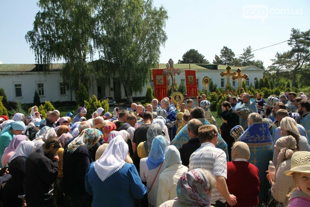 На Новомосковщине прошли торжества в честь иконы Божией Матери «Самарская», фото-3