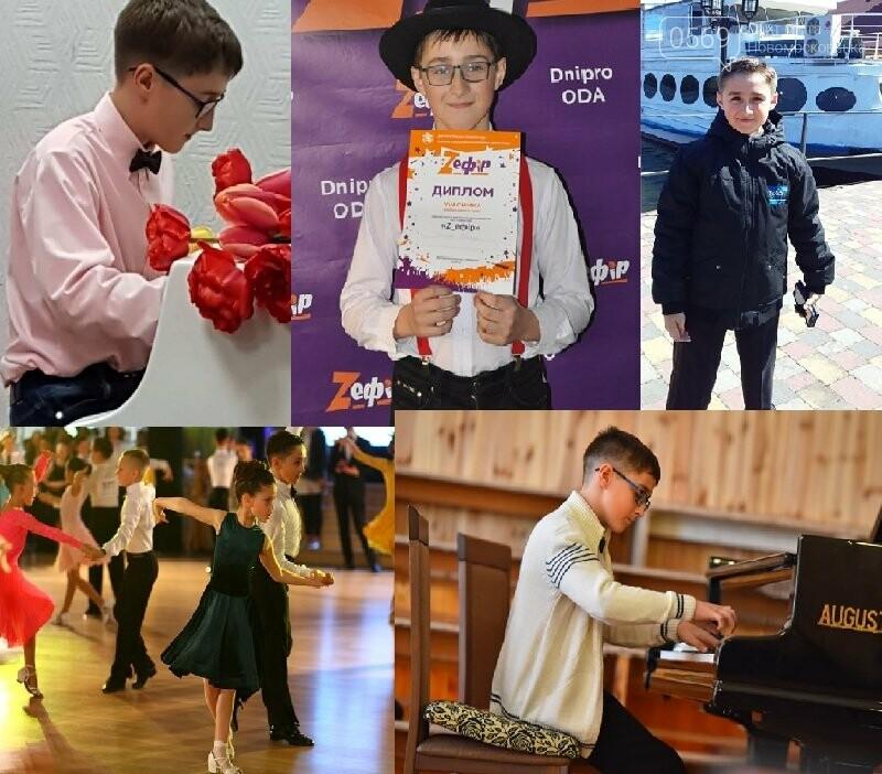 Про що мріють юні таланти Новомосковська в День захисту дітей, фото-1