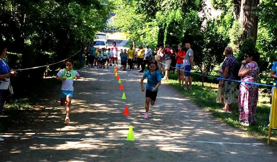 У Новомосковську пройшли змагання «Олімпійський день бігу», фото-2