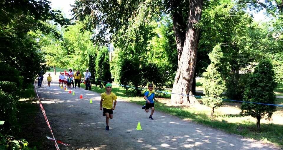 У Новомосковську пройшли змагання «Олімпійський день бігу», фото-1