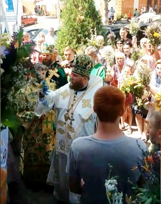 У Новомосковську пройшли урочисті богослужіння до Дня Святої Трійці, фото-1