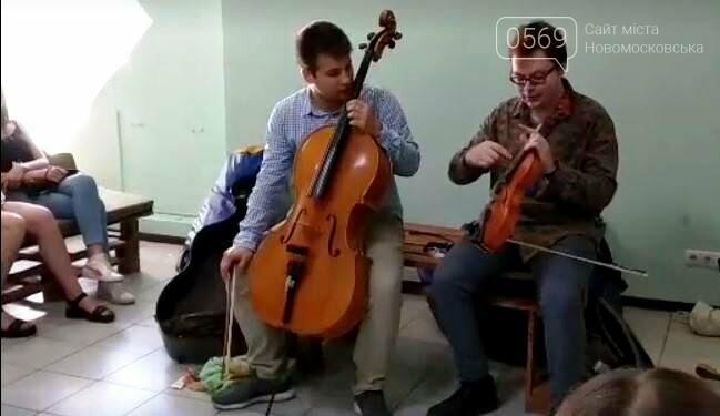 Новомосковців вчитимуть говорити англійською волонтери з Бостону, фото-2
