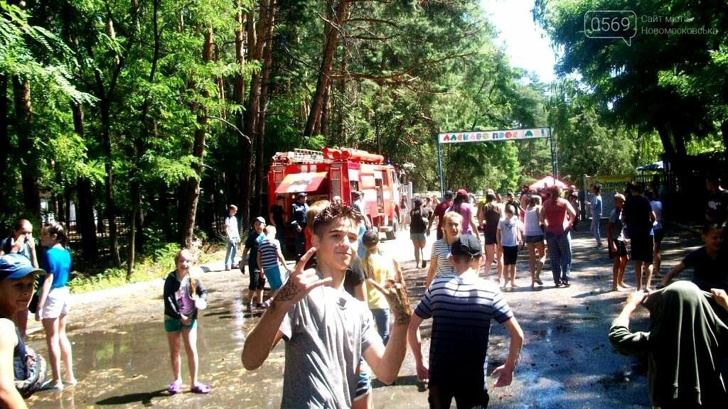 Новомосковські рятувальники поспілкувалися з фіналістами «Сокіл» («Джура»), фото-4