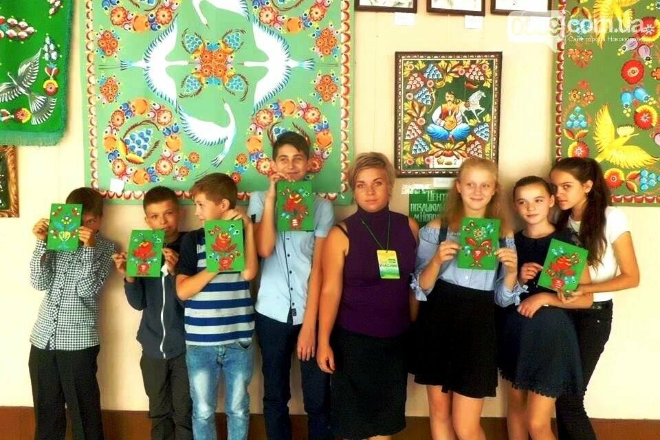 Виставку робіт художниці з Новомосковська відкрили у відомому музеї декоративного мистецтва., фото-1