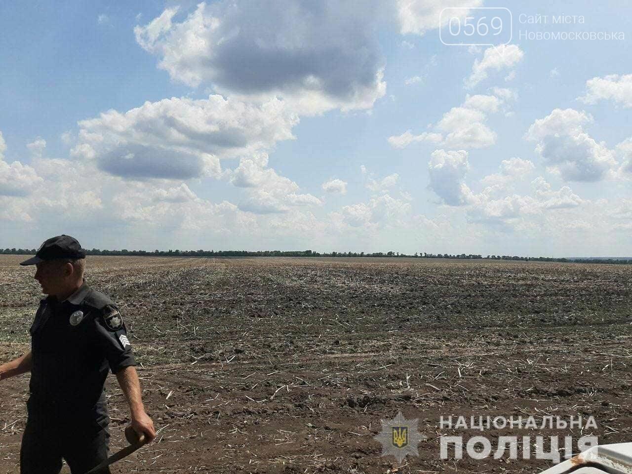Новомосковські правоохоронці затримали підозрюваного у вбивстві 19-ти річної дівчини, фото-1
