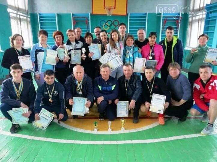У рейтингу спортивних досягнень шкіл області у учнів Новомосковщини друге загальнозалікове місце, фото-1