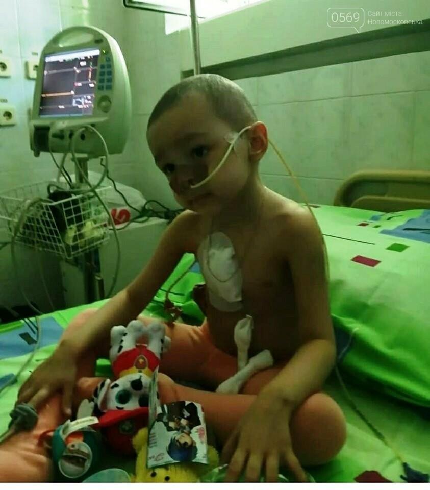 У Новомосковську померла від страшної хвороби 4-річна дівчинка, фото-2
