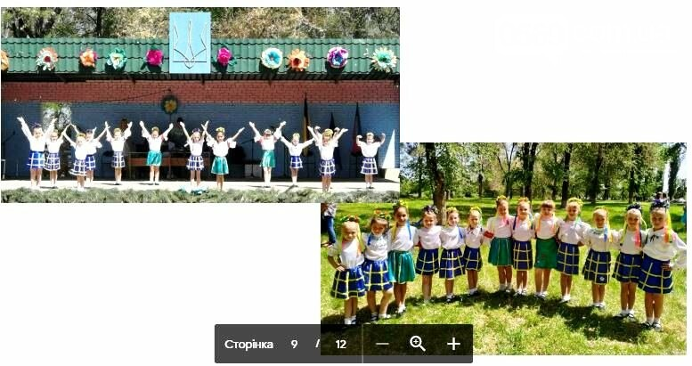 Перещепинська школа мистецтв представила в столиці пілотний проект з новацій у викладанні хореографії, фото-2