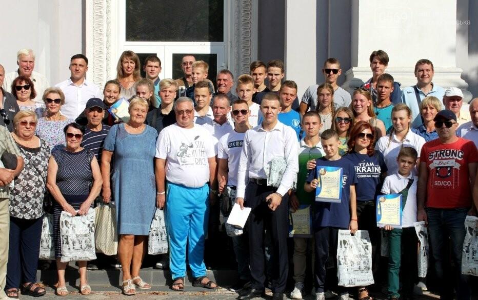 У Новомосковську відзначили кращих спортсменів, фото-10