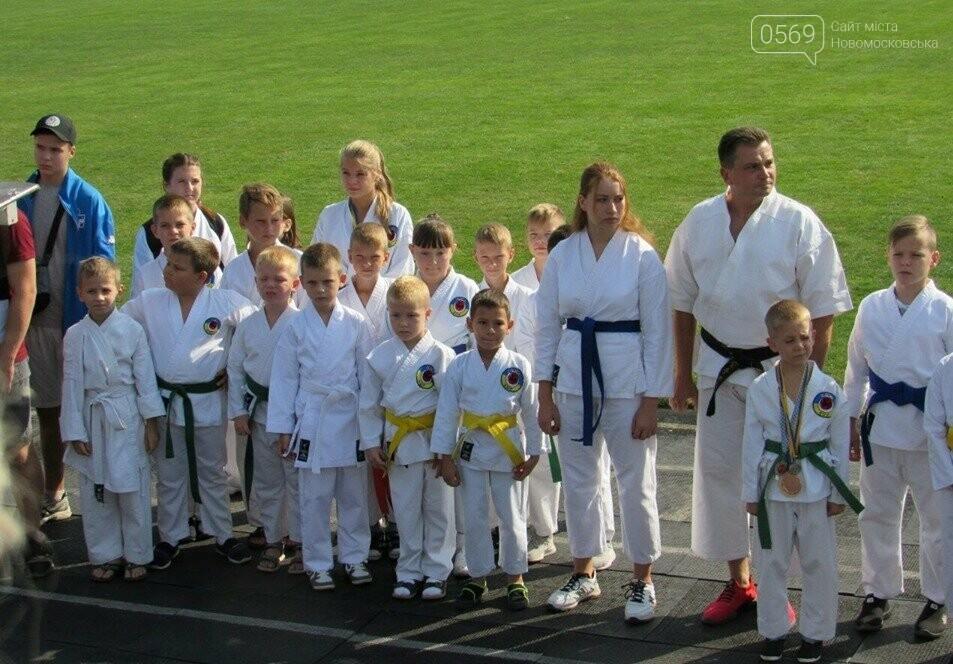 У Новомосковську Дню фізкультури і спорту присвятили велике свято, фото-4