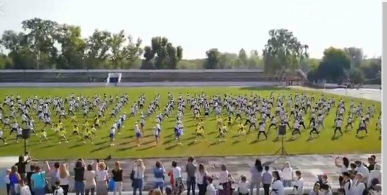 У Новомосковську Дню фізкультури і спорту присвятили велике свято, фото-5