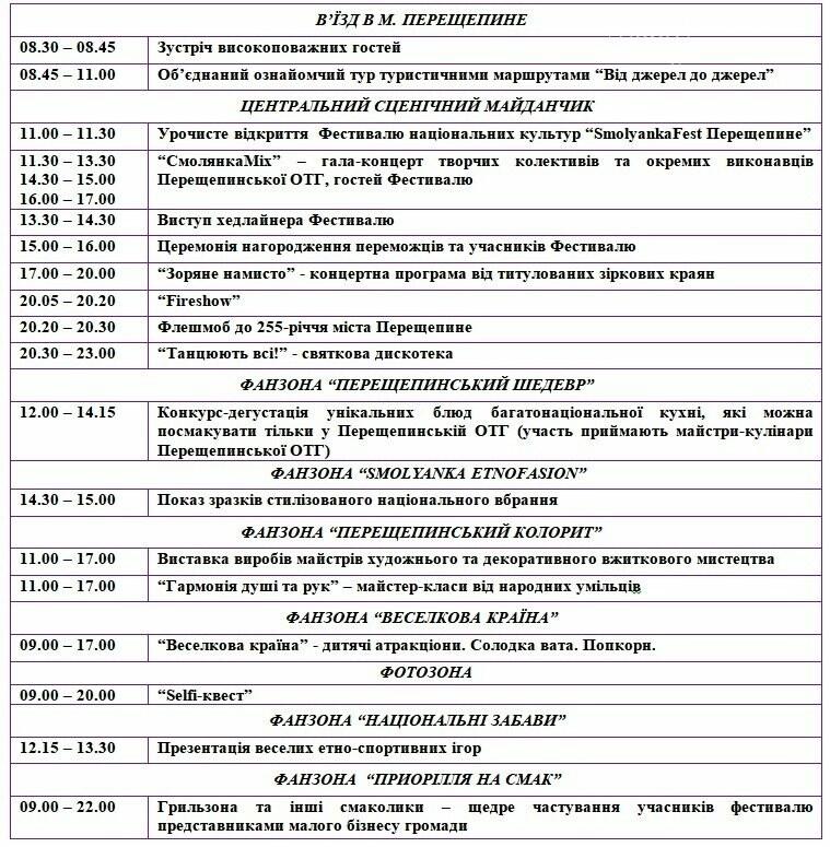 В Перещепинській ОТГ запрошують на грандіозне дійство -  фестиваль національних культур , фото-2