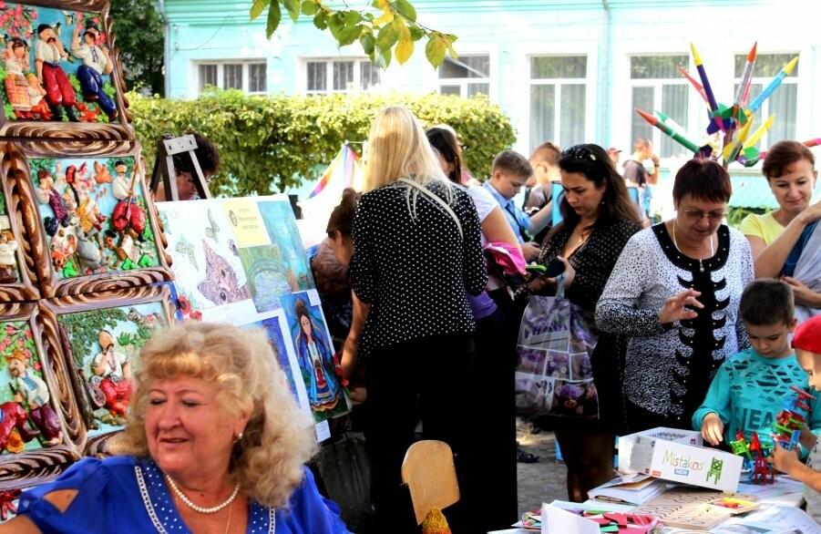 У Центрі позашкільної роботи міста Новомосковська пройшов День відкритих дверей (Фото), фото-2