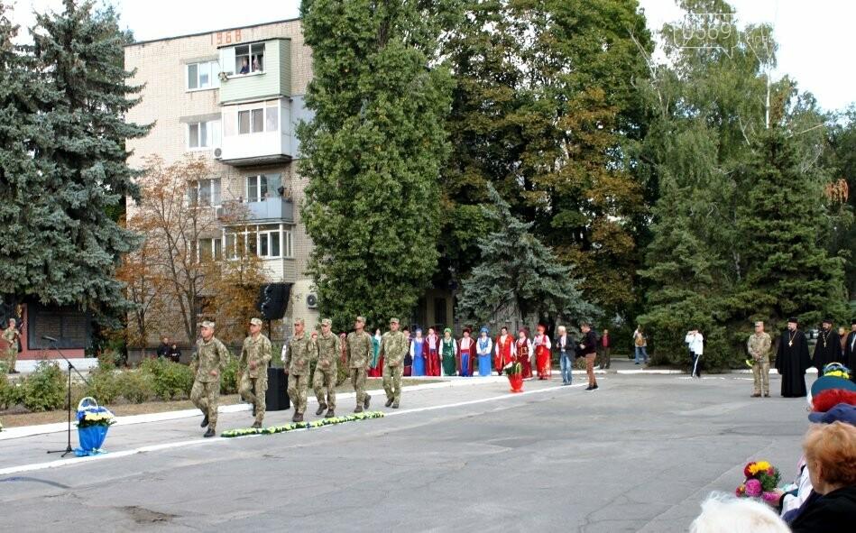 У Новомосковську святкування Дня міста розпочалося з вшанування жертв Другої світової , фото-4