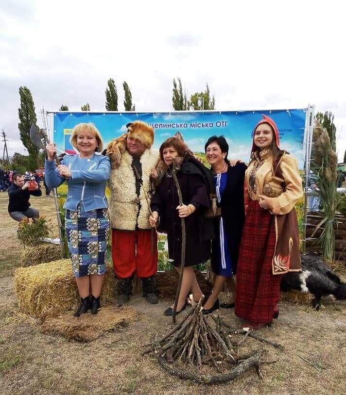 В Перещепиному пройшов фестиваль національних культур (Фото), фото-8