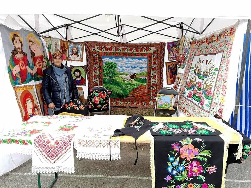 В Перещепиному пройшов фестиваль національних культур (Фото), фото-10
