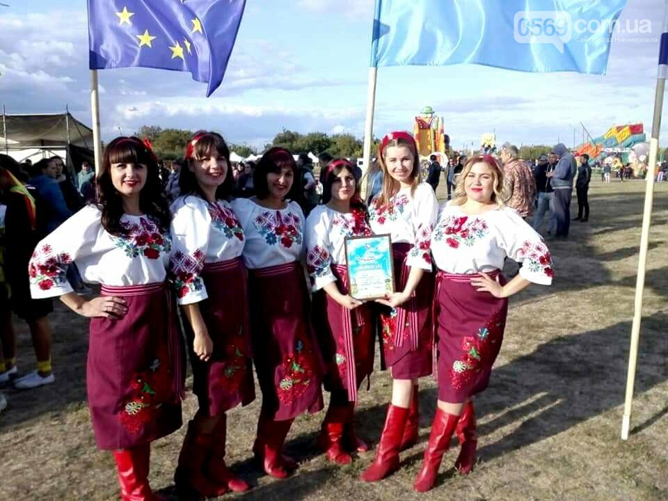 В Перещепиному пройшов фестиваль національних культур (Фото), фото-12