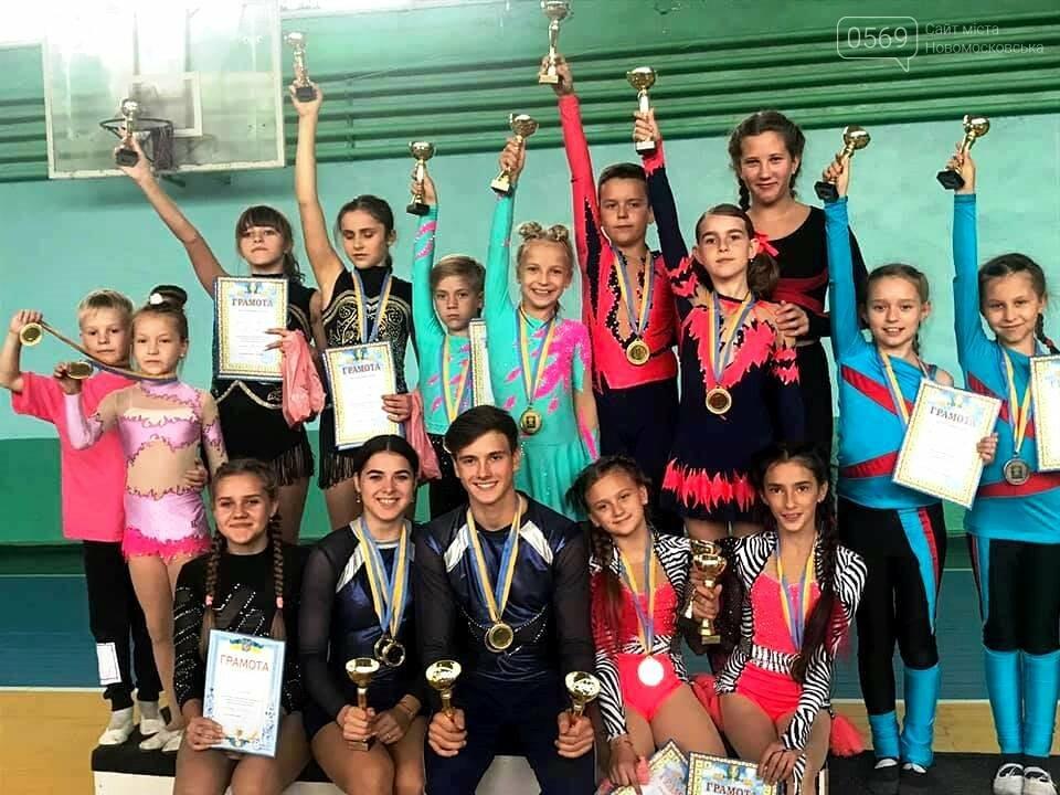 Новомосковський клуб з акробатичного рок-н-ролу здобув перемогу на чемпіонаті області, фото-3